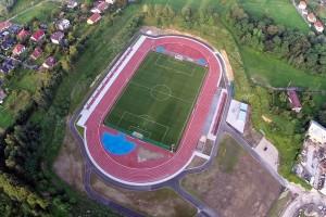 Zertifikat FIFA 2 STAR für den Sportplatz der Kleinpolen-Leichtathletik-Arena
