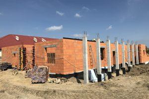 Budowa przedszkola w Gliwicach – Brzezince