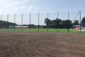 Budowa boiska piłkarskiego o sztucznej nawierzchni o wymiarach 112 x70m w Woli Rzędzińskiej zakończona !